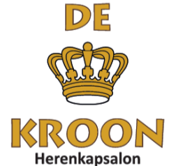 De Kroon kapper Logo